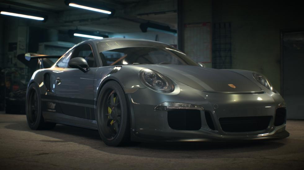Porsche Carrera RS Need for Speed