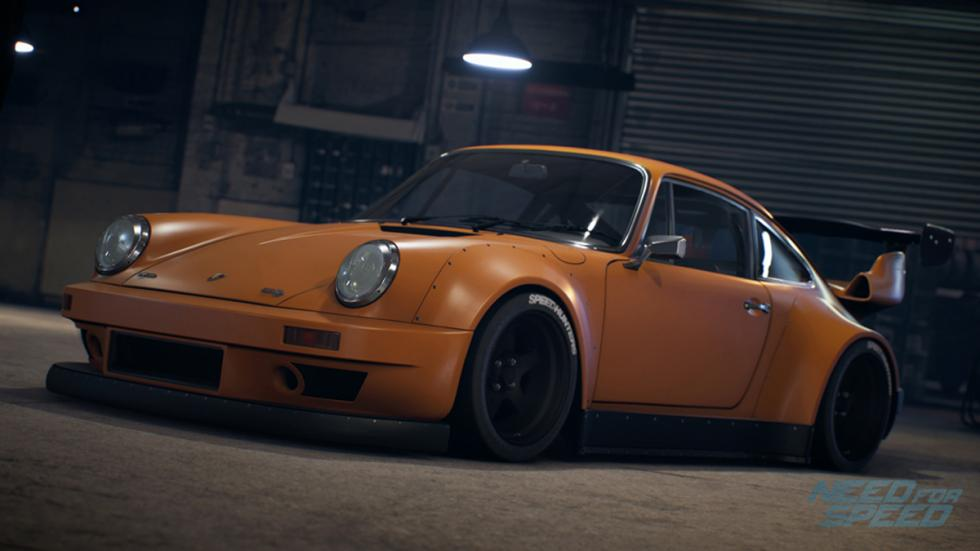 Porsche 911 Need for Speed: