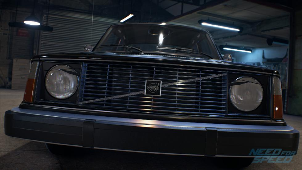 Los coches de Need for Speed: volvo