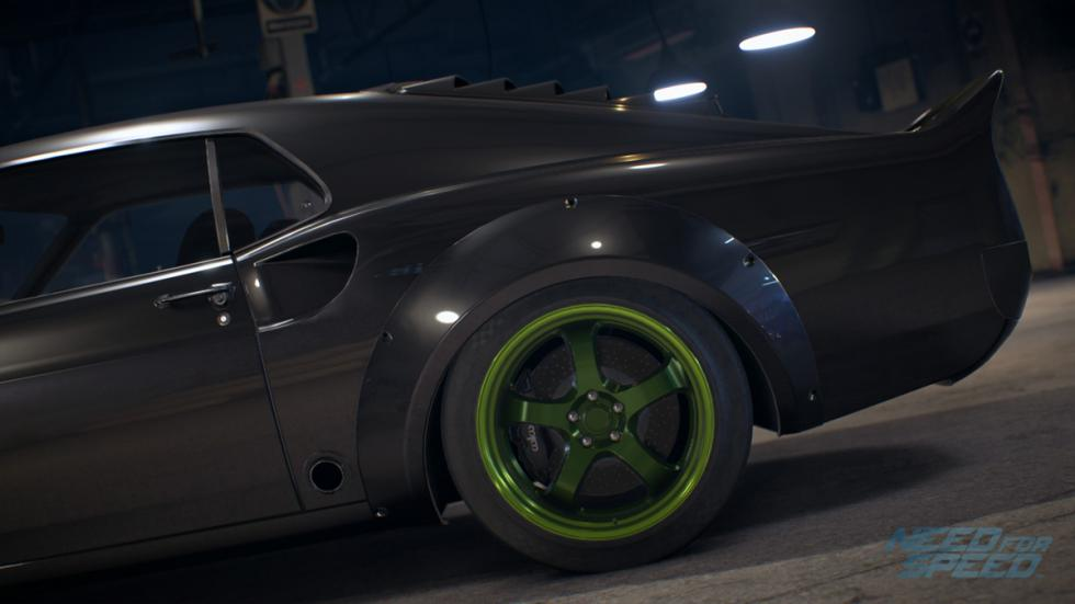 Los coches de Need for Speed: Mustang Gt