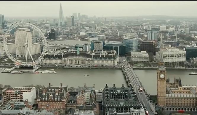 Ciudades James Bond Spectre Londres
