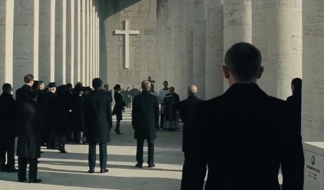 Ciudades James Bond Spectre Roma 3