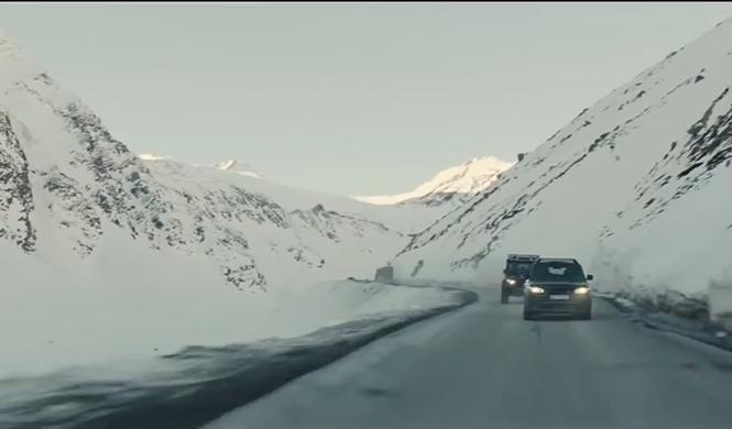 Ciudades James Bond Spectre Alpes austriacos