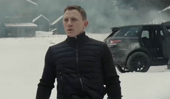 Ciudades James Bond Spectre Alpes austriacos