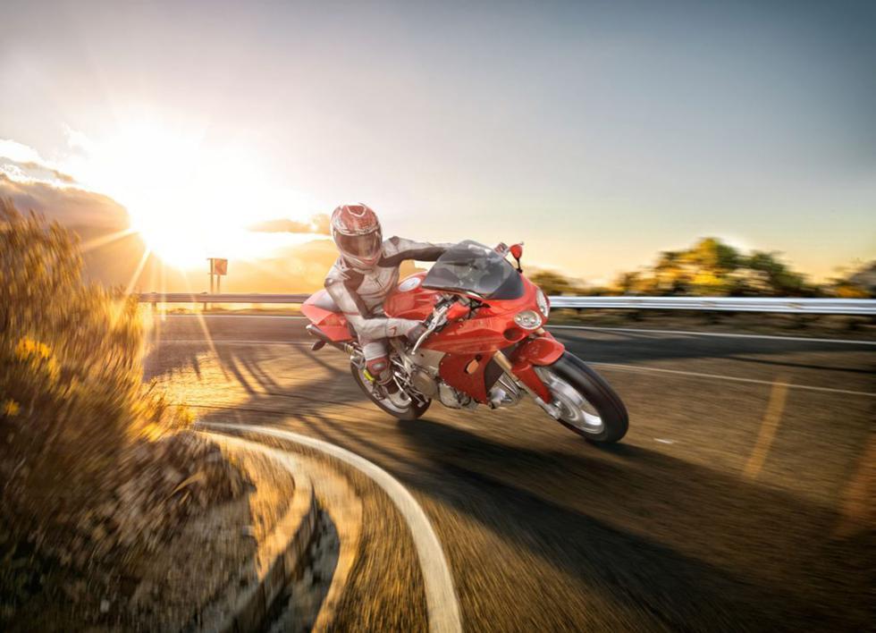 Sistema Bosch tecnología motos