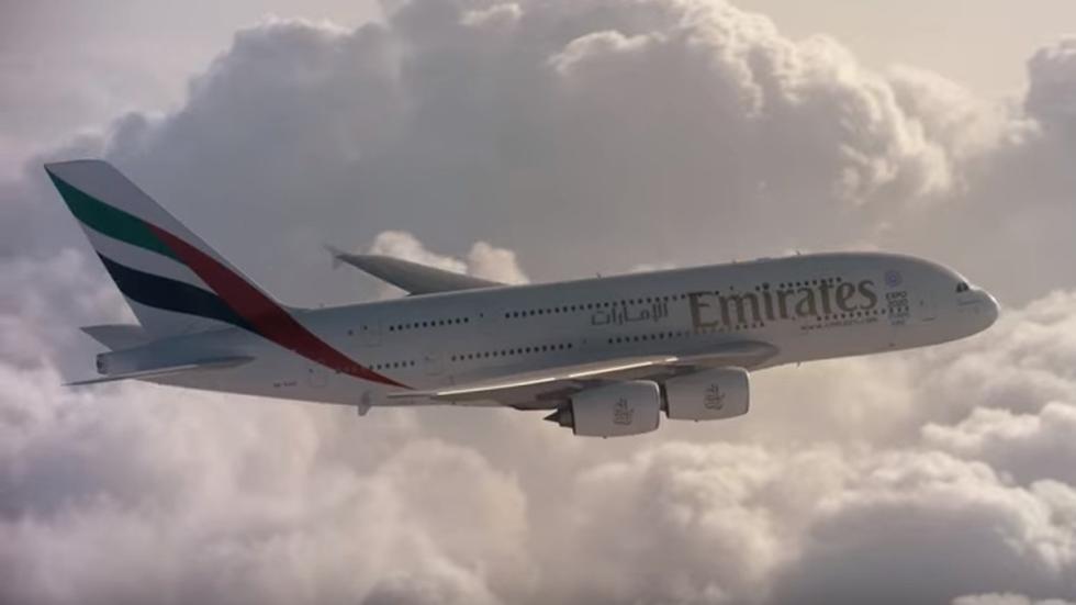 vuelo emirates