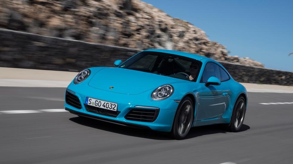 Porsche 911 Carrera S 2015