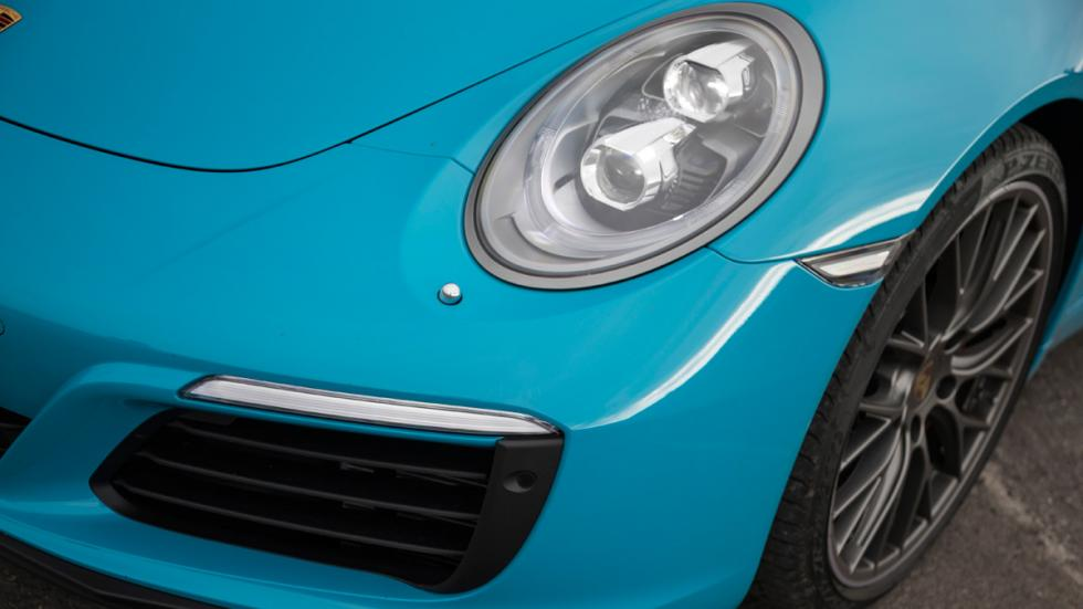 Porsche 911 Carrera S 2015 frontal