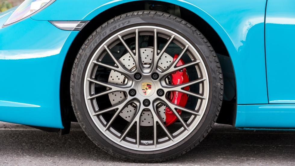 Porsche 911 Carrera S 2015 llantas