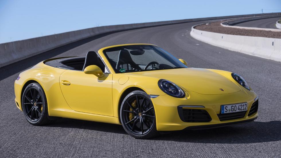 Porsche 911 Carrera S Cabrio 2015