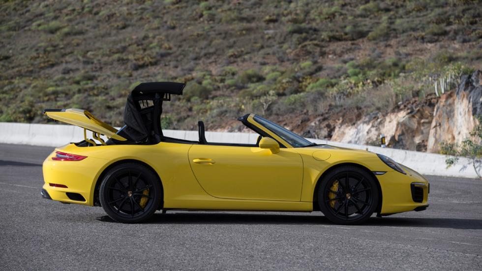 Porsche 911 Carrera S Cabrio 2015 techo