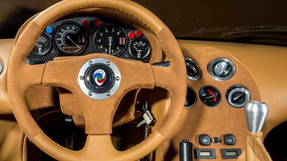 Panoz Esperante GTR-1 interior