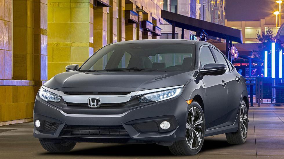 Honda dice que la décima generación de su Civic será un modelo totalmente nuevo.