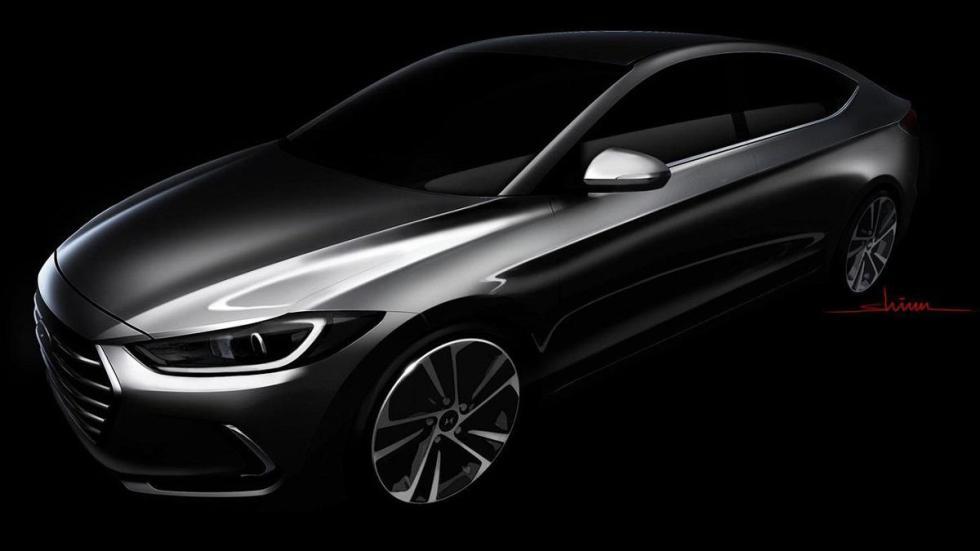 Hyundai Elantra. Con Apple CarPlay y Android en su interior, estará a la última