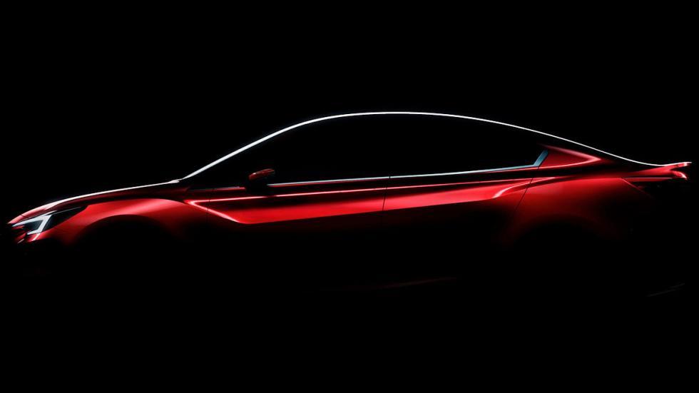 Tras mostrar el Subaru Impreza 5 Door Concept, ahora llega la versión berlina, s