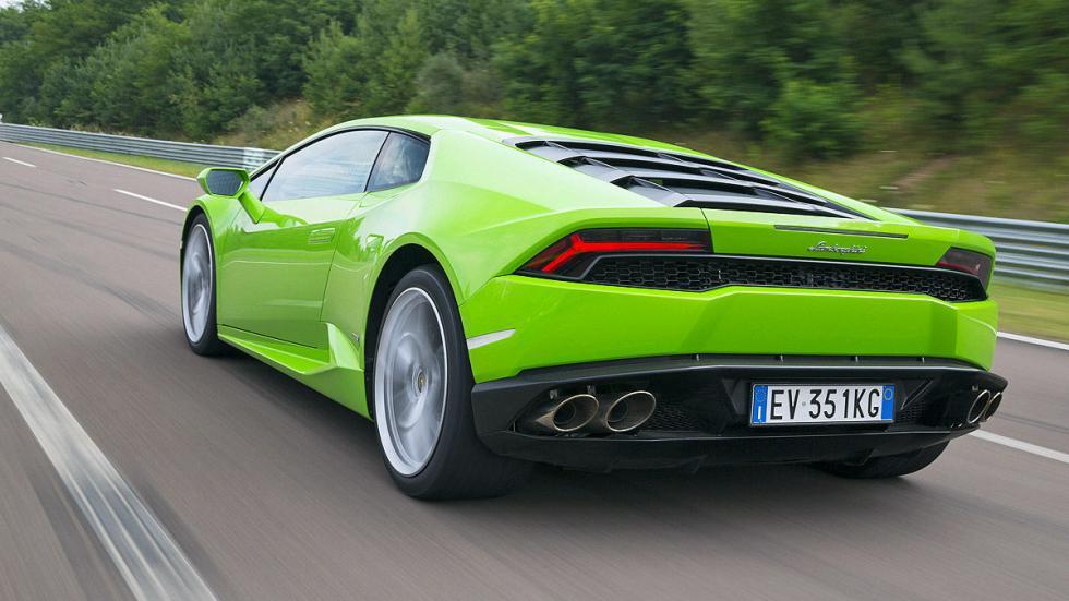 Mostrará Lamborghini una nueva versión del Huracán? En autocar.co.uk hablan de u