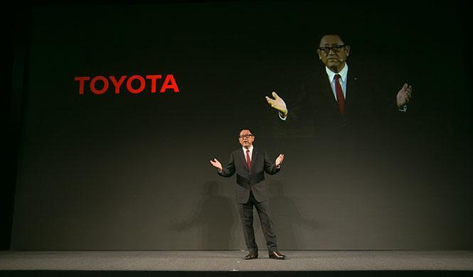 Toyota apuesta por la tecnología artificial