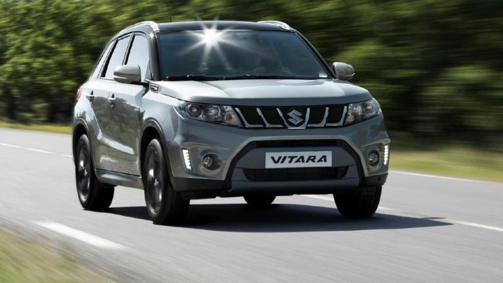 Suzuki Vitara S frontal