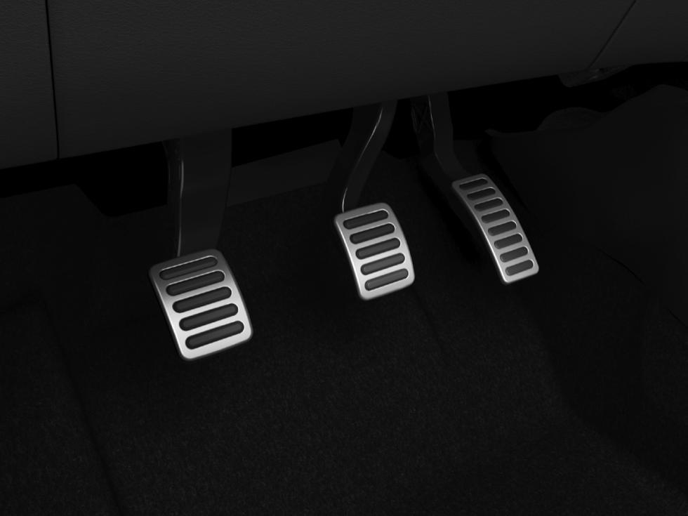 Suzuki Vitara S pedales