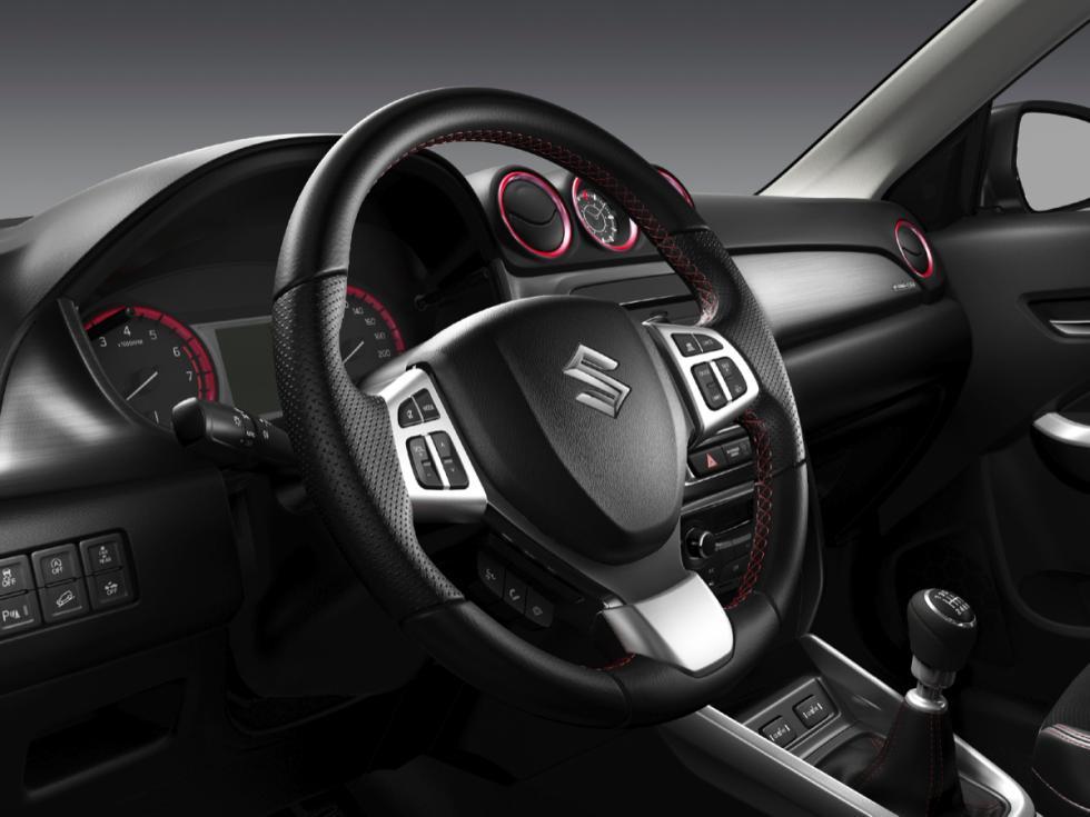 Suzuki Vitara S volante