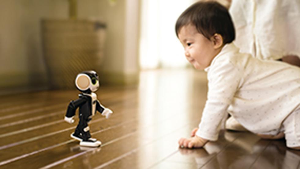 caminar bebe