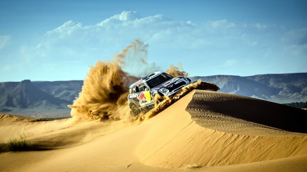 Mini de Al Attiyah para el Dakar 2016