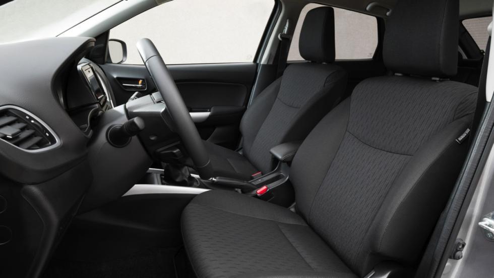 Suzuki Baleno 2015 interior