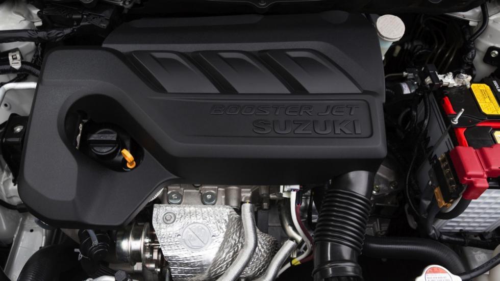 Suzuki Baleno 2015 motor
