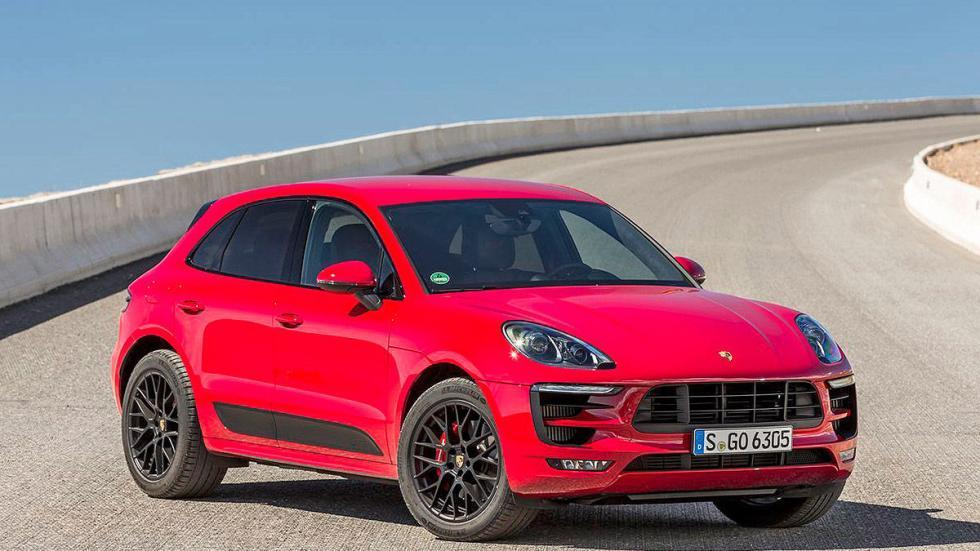 Prueba: Porsche Macan GTS. El SUV deportivo definitivo. Exterior.