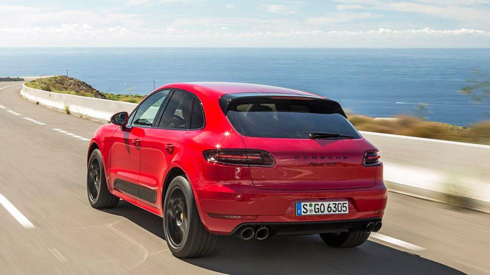 Prueba: Porsche Macan GTS. El SUV deportivo definitivo. Exterior zaga.