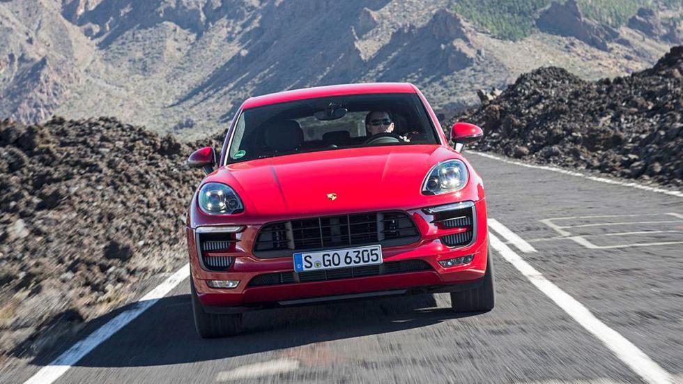 Prueba: Porsche Macan GTS. El SUV deportivo definitivo. Exterior morro.