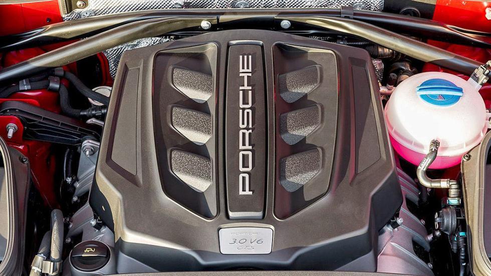 Prueba: Porsche Macan GTS. El SUV deportivo definitivo. Motor.