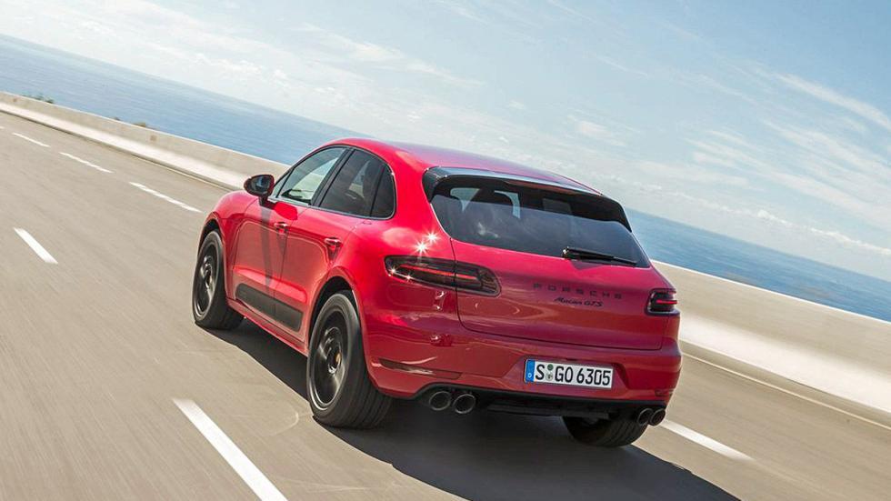 Prueba: Porsche Macan GTS. El SUV deportivo definitivo. Pilotos.