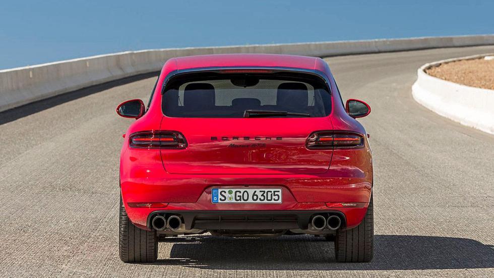 Prueba: Porsche Macan GTS. El SUV deportivo definitivo. Portón.