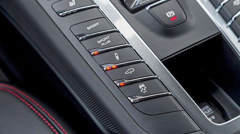 Prueba: Porsche Macan GTS. El SUV deportivo definitivo. Detalle.
