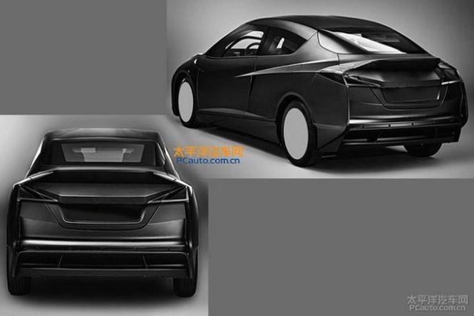 Prototipo de hidrógeno de BMW