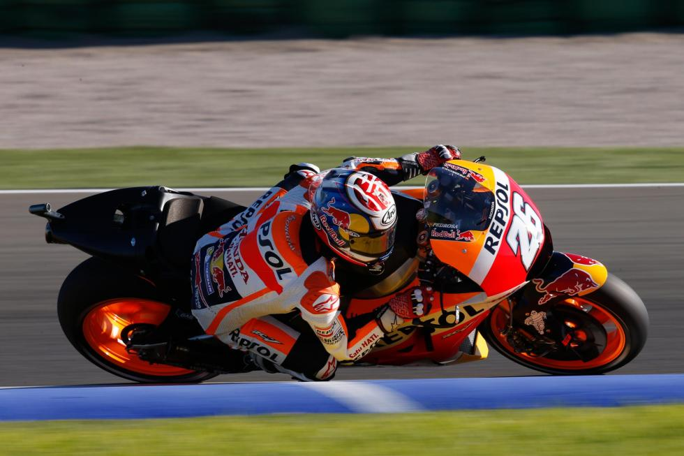 MotoGP-Test-Michelin-Cheste-2015-Pedrosa