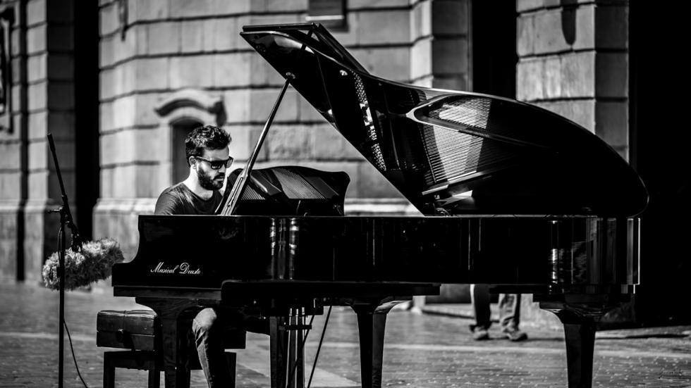 Fotos: Audi y Carlos Jean crean canción con emociones