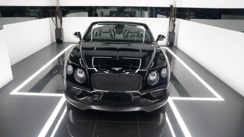 Bentley Continental GTC Startech frontal