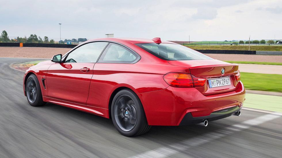 BMW 435i zaga