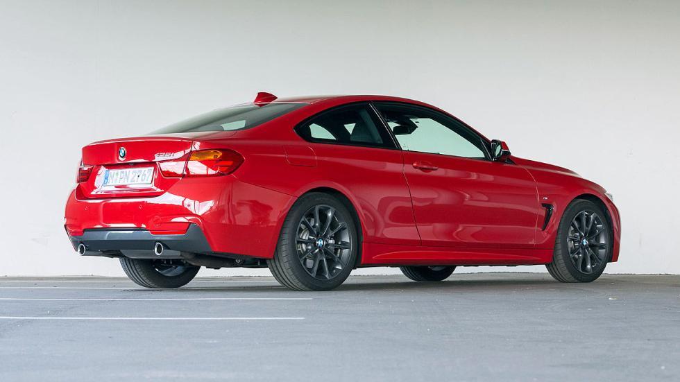 BMW 435i zaga estática