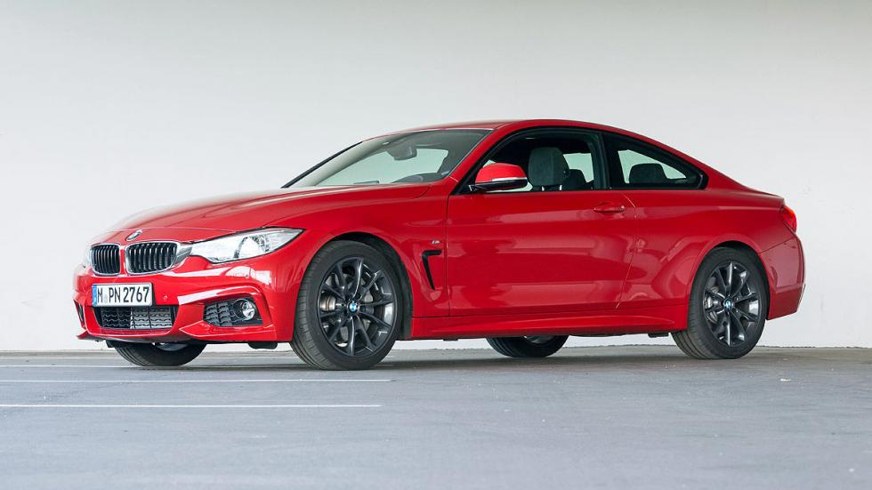 BMW 435i lateral