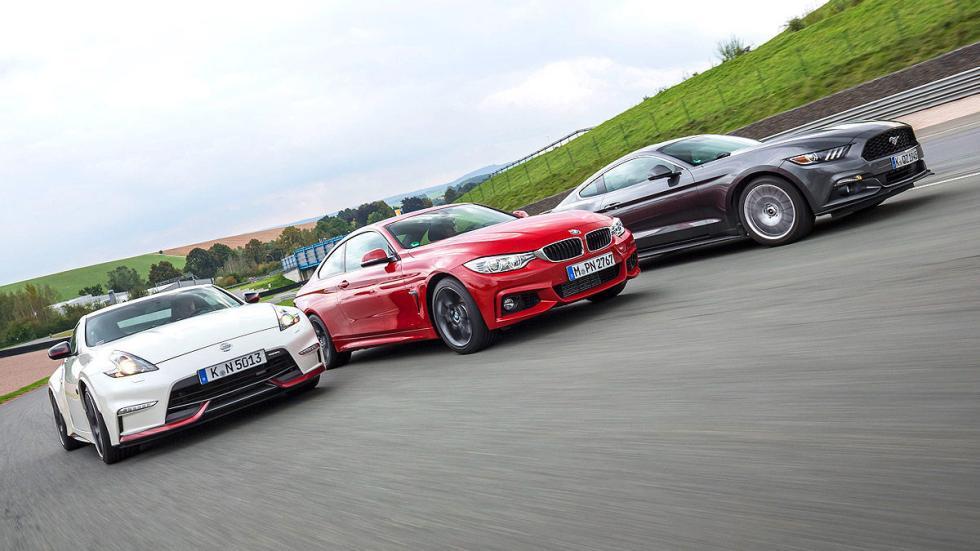 Al límite: BMW 435i/Ford Mustang Ecoboost/Nissan Nismo