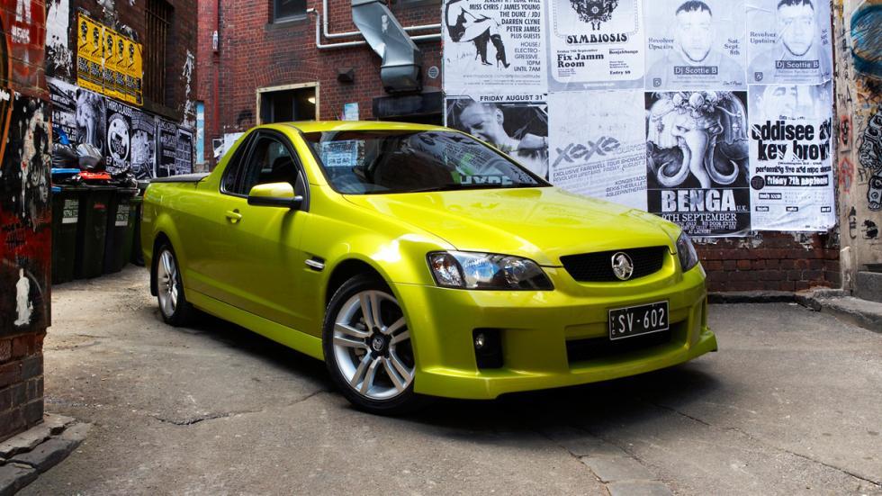Holden SS UTE V8