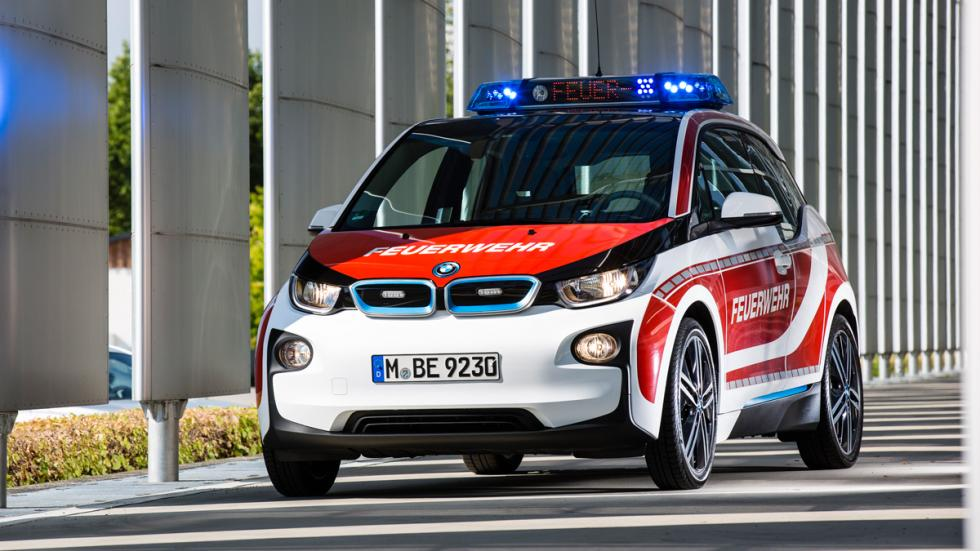 BMW i3 emergencias 7