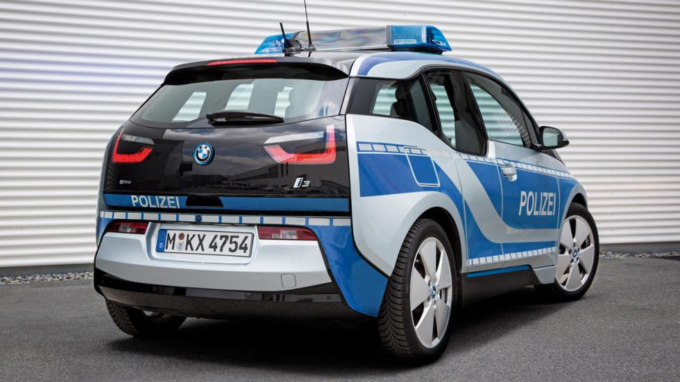 BMW i3 emergencias 9