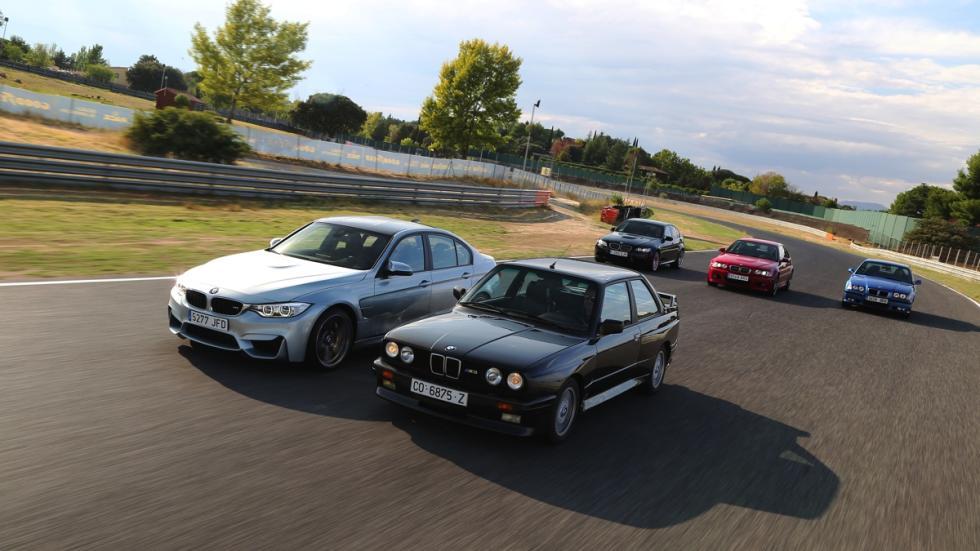 30 años BMW M3