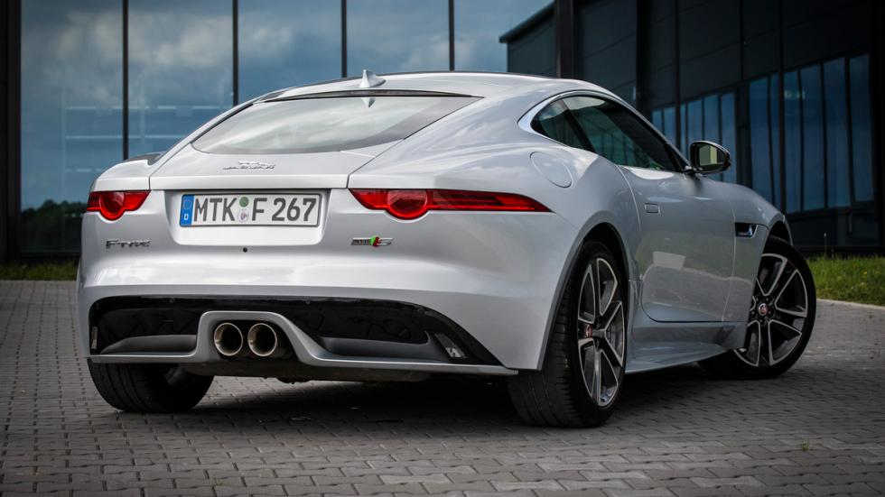 Jaguar F-Type AWD y manual