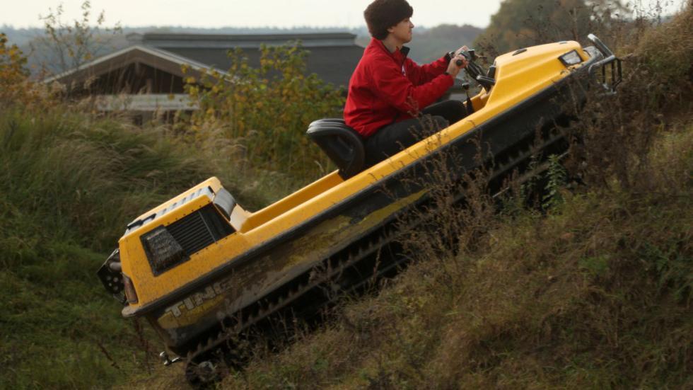Tinger Track: el primer tanque de bolsillo4