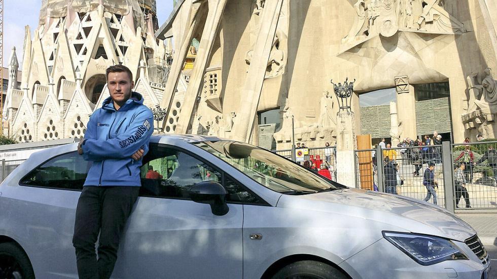 Prueba: Seat Ibiza Cupra 2015. Rabia concentrada. Redactor.